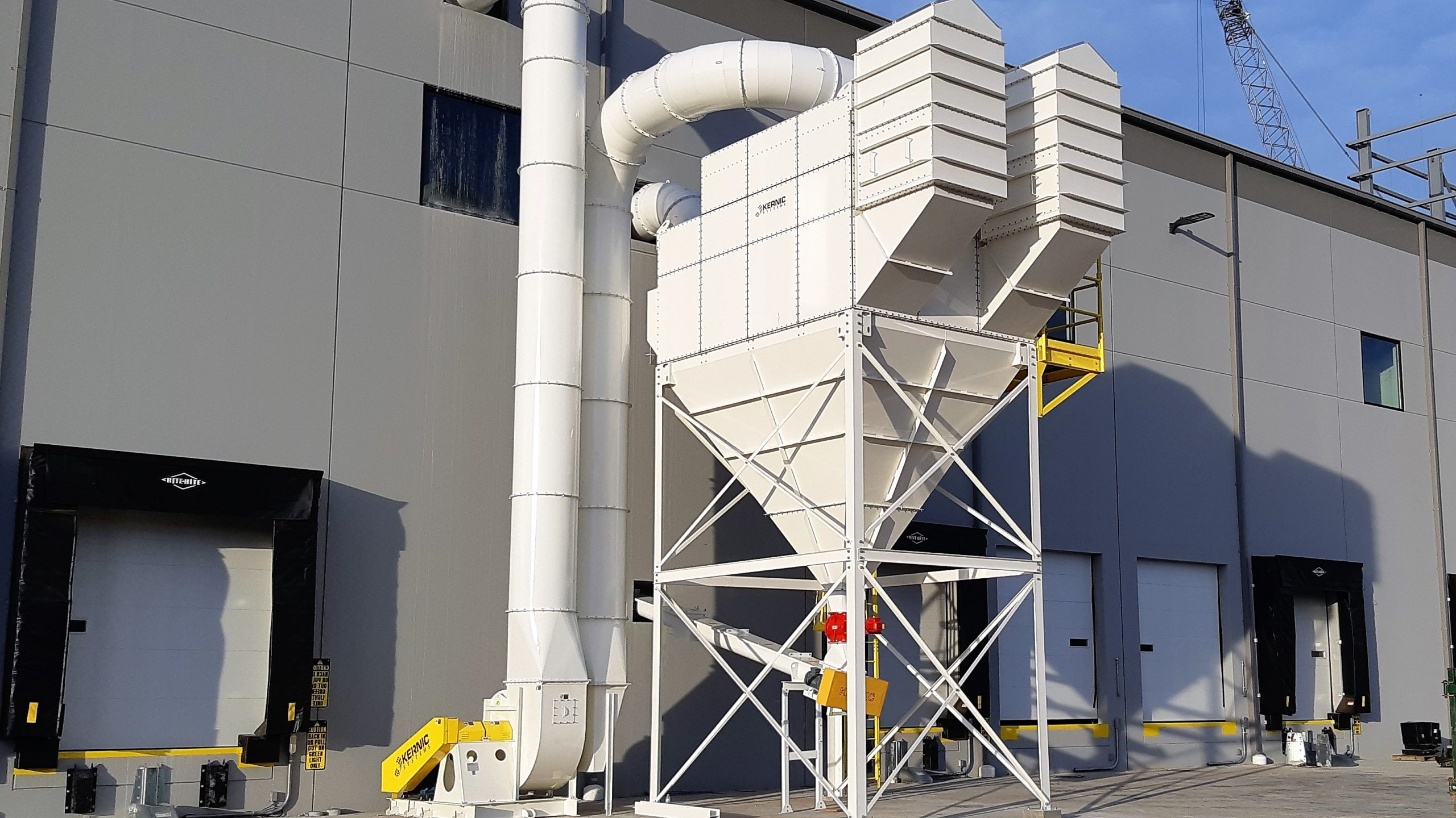 Airex DCCH dust collector