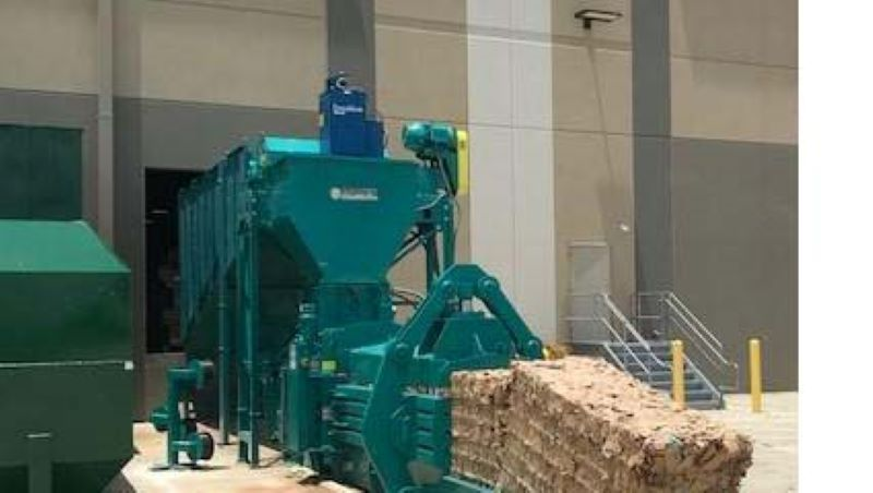 distribution baler
