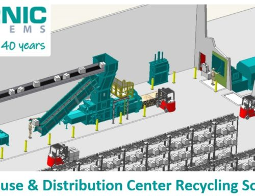Warehouse & Distribution Centers Recycling Solutions